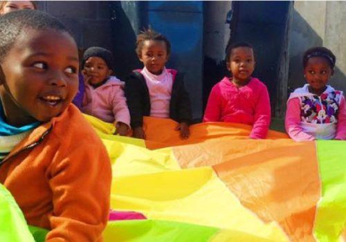 Kids In Capetown