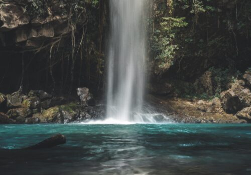 Costarica-waterfall